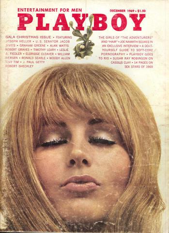 Playboy December 1, 1969