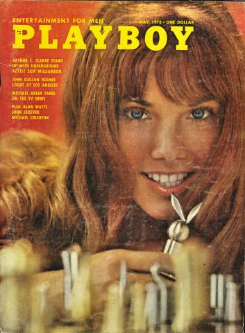 Playboy Magazine May 1, 1972