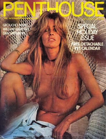 Penthouse Magazine December 1973