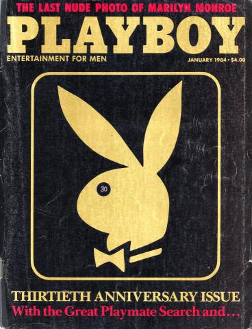 Playboy January 1, 1984