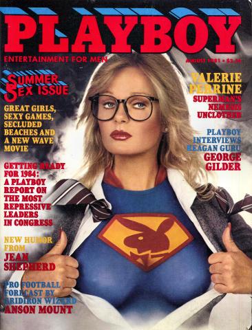 Playboy Magazine August 1, 1981