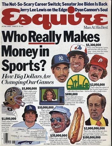 Esquire June 1, 1982