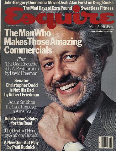 Esquire August 1, 1983