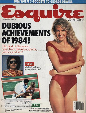 Esquire January 1, 1985