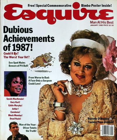 Esquire January 1, 1988