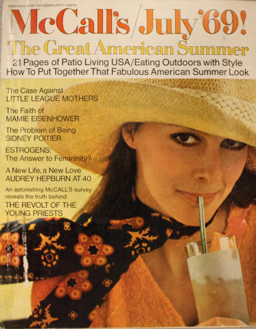 McCall's Magazine July 1969