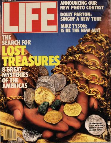 LIFE Magazine March 1987