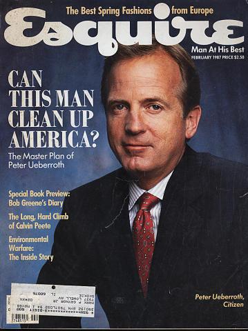 Esquire February 1, 1987