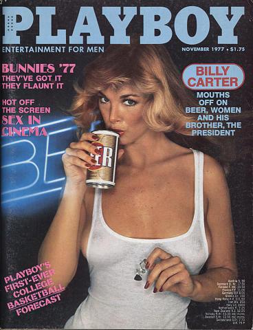Playboy November 1, 1977