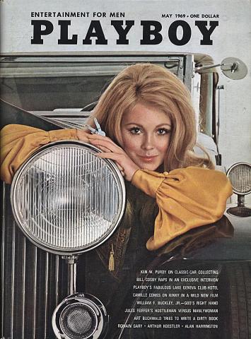 Playboy May 1, 1969