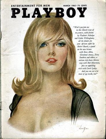 Playboy March 1, 1965