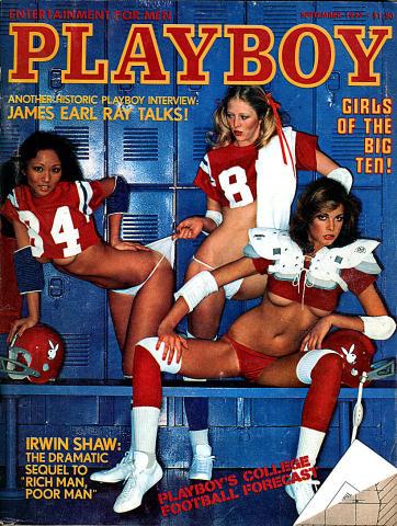 Playboy Magazine September 1, 1977