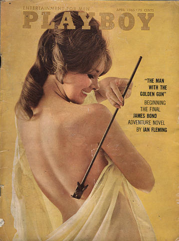 Playboy Magazine April 1, 1965
