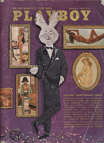Playboy Magazine January 1, 1968
