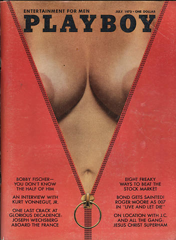 Playboy Magazine July 1, 1973