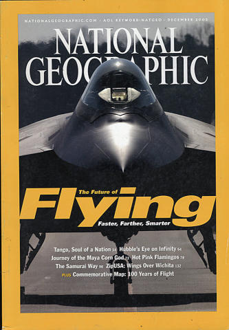 National Geographic December 2003