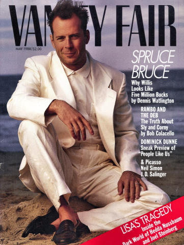 Vanity Fair Magazine May 1988