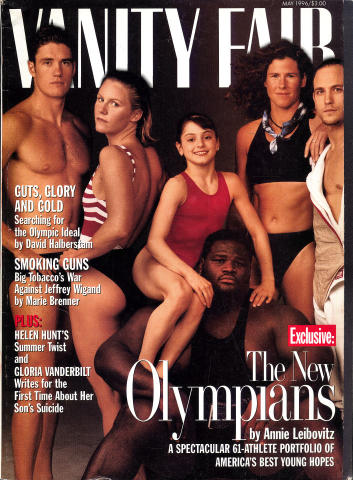 Vanity Fair Magazine May 1996