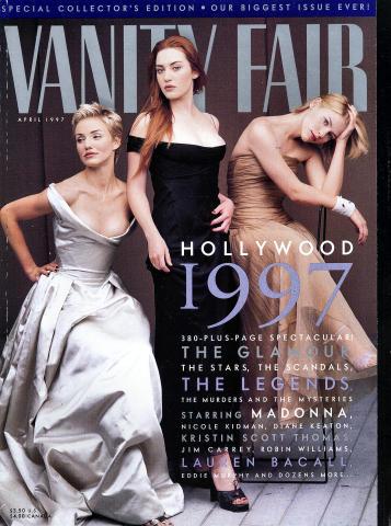 Vanity Fair Magazine April 1997