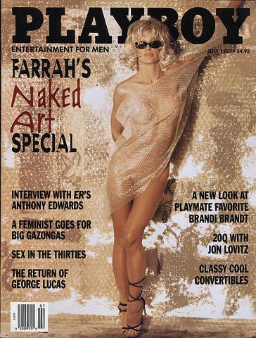 Playboy Magazine July 1, 1997