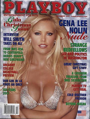 Playboy December 1, 2001