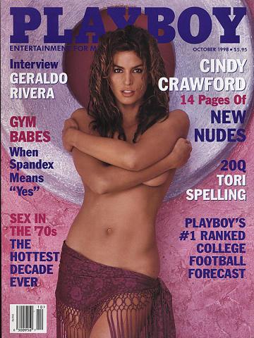Playboy October 1, 1998