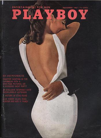Playboy Magazine November 1, 1967