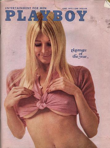 Playboy Magazine June 1, 1972