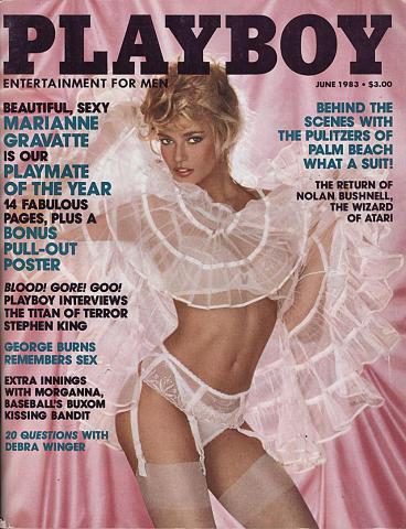 Playboy June 1, 1983