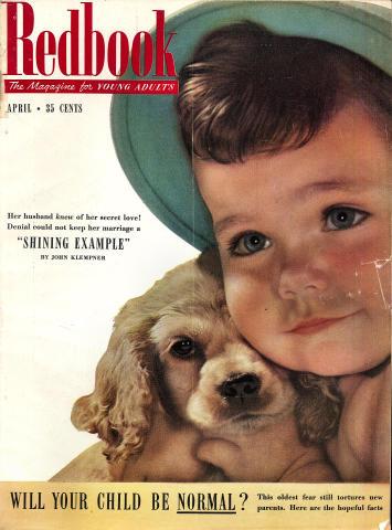 Redbook Magazine April 1952