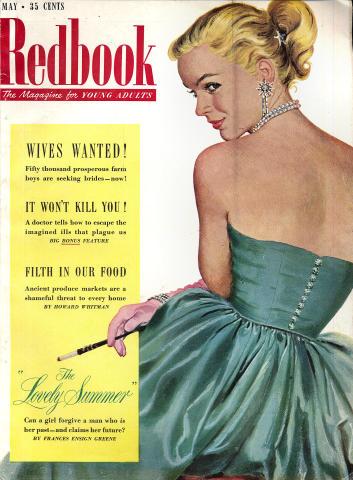 Redbook Magazine May 1952
