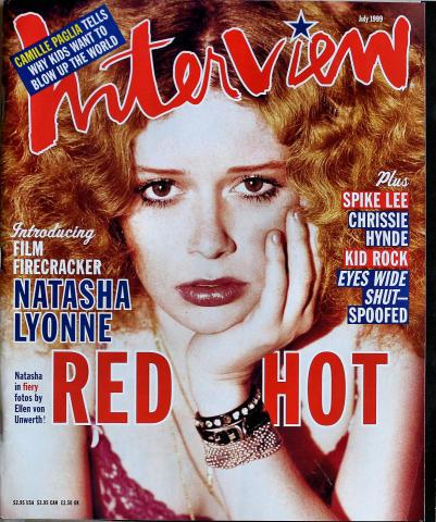 Interview Magazine July 1999