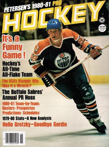 Petersen's 1980-81 Pro Hockey
