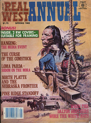 Real West Annual Spring 1982