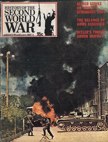 History of the Second World War No. 4