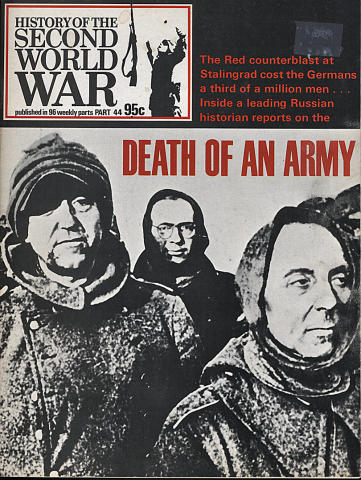 History of the Second World War No. 44