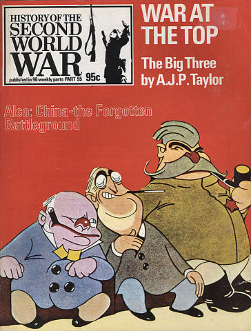 History of the Second World War No. 55