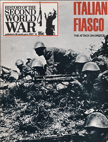 History Of The Second World War No. 10
