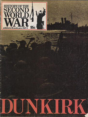 History Of The Second World War No. 6