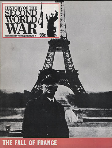 History Of The Second World War No. 7
