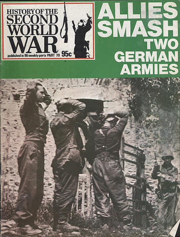 History Of The Second World War No. 70