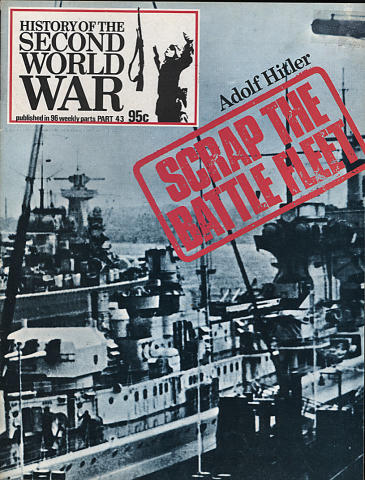 History Of The Second World War No. 43