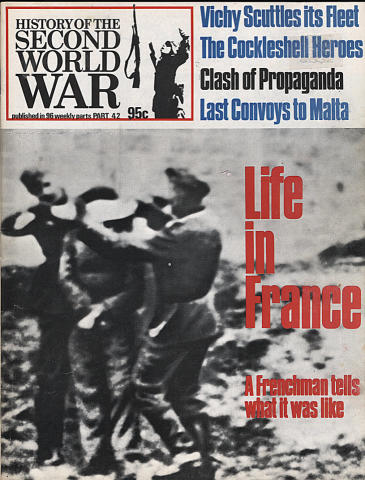 History Of The Second World War No. 42