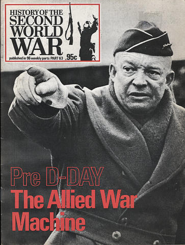 History Of The Second World War No. 63