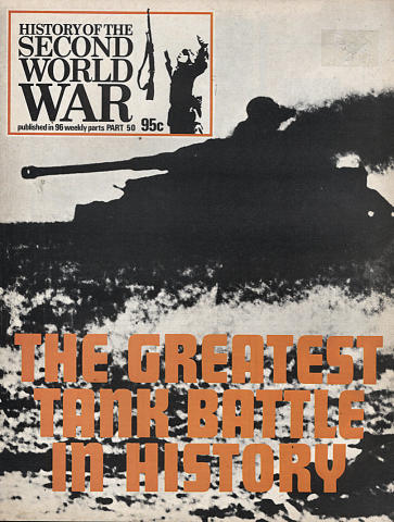 History Of The Second World War No. 50