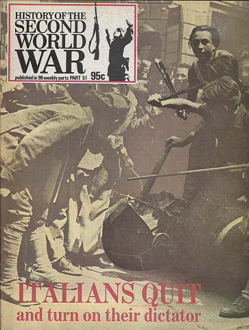 History Of The Second World War No. 51