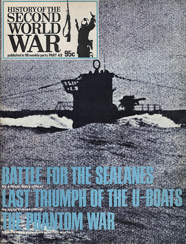 History Of The Second World War No. 49