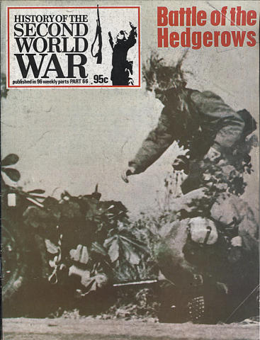 History Of The Second World War No. 66