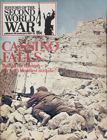 History Of The Second World War No. 59