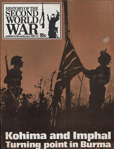 History Of The Second World War No. 61